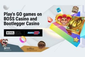 BOSS. Gaming Solutions announces games integration from Play'n GO