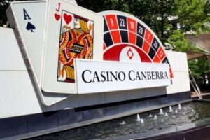 Casino Canberra's Performance is Almost Back to pre-pandemic Levels