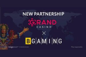 BGaming enters the Belarusian market: the brand's portfolio goes live with GrandCasino