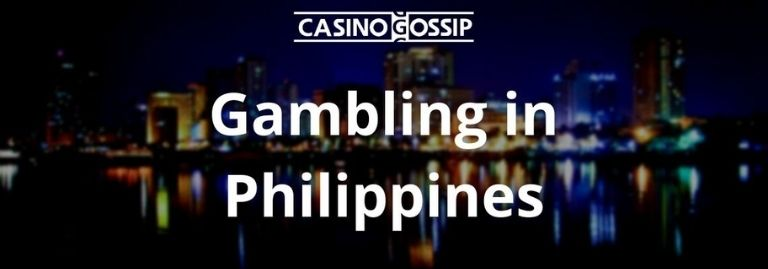Gambling in Philippines