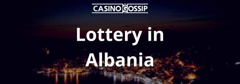 Lottery in Albania