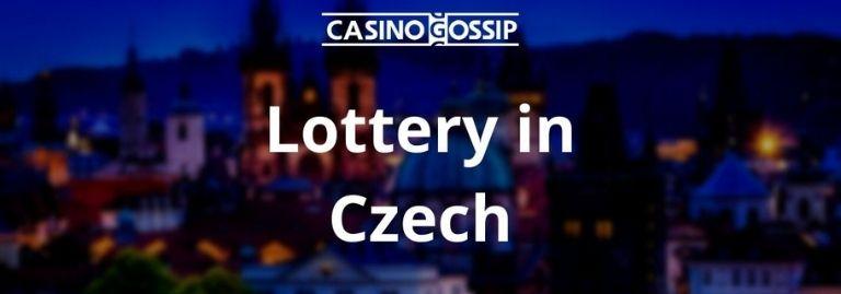 Lottery in Czech