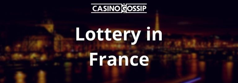 Lottery in France