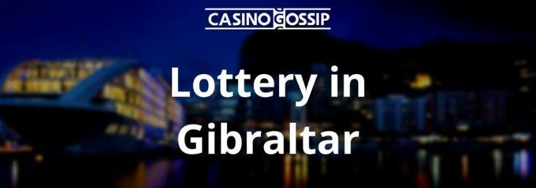 Lottery in Gibraltar