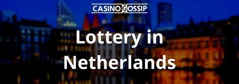 Lottery in Netherlands