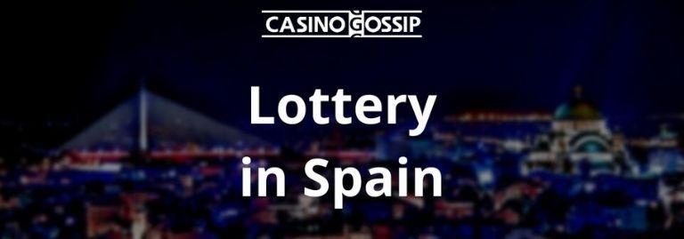 Lottery in Spain