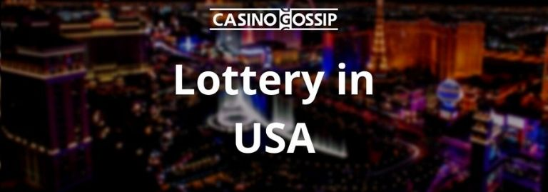 Lottery in USA