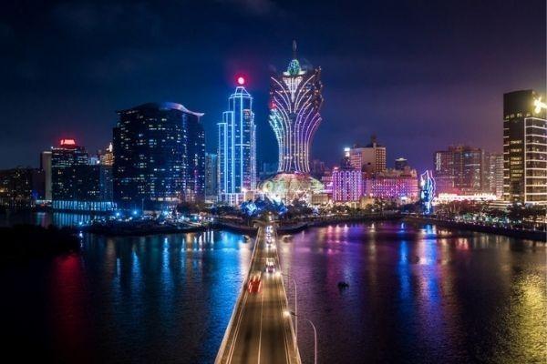 New Year holidays in Macau