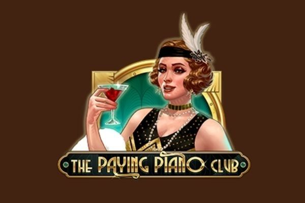 New slot Paying Piano Club from Play'n Go