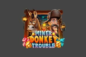 Play'n GO Released Miner Donkey Trouble