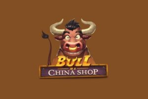 Play'n GO released the Bull slot in the China shop