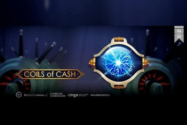 Play'n GO has introduced a new Coils of Cash slot