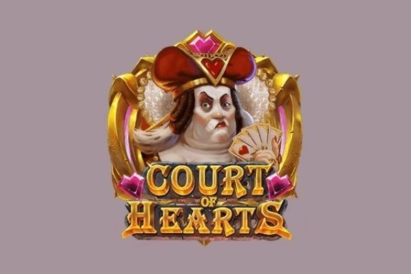 Play'n GO has released a new slot Court of Hearts