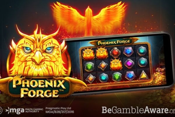 Pragmatic Play has introduced a new slot Phoenix Forge