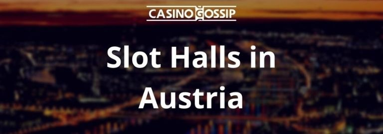 Slot Hall in Austria