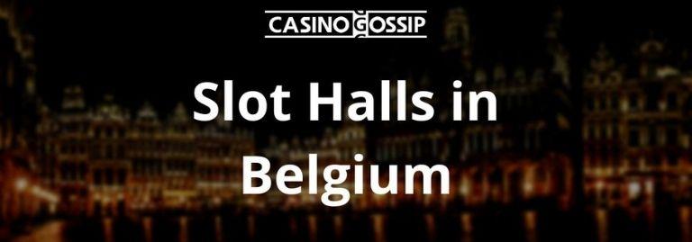 Slot Hall in Belgium