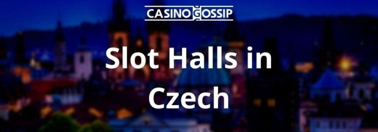 Slot Hall in Czech