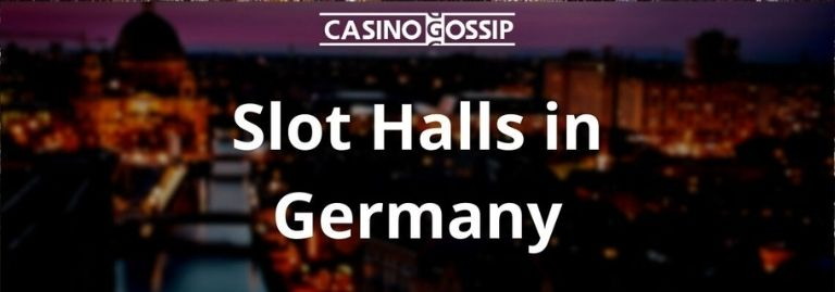 Slot Hall in Germany