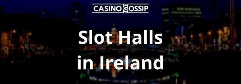 Slot Hall in Ireland