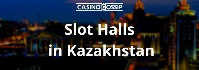 Slot Hall in Kazakhstan