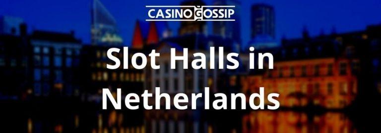 Slot Hall in Netherlands