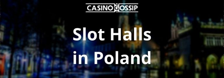 Slot Hall in Poland