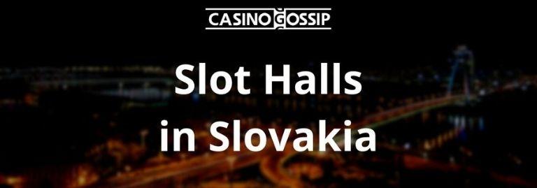Slot Hall in Slovakia