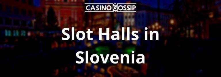 Slot Hall in Slovenia