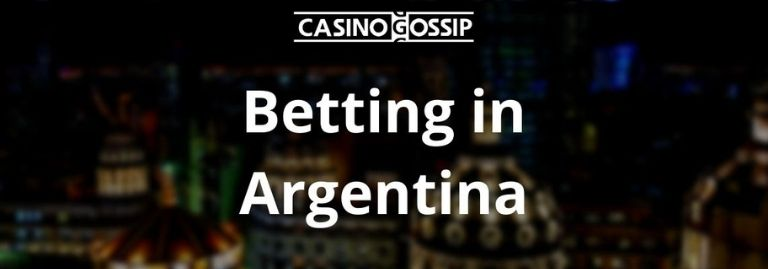 Betting in Argentina
