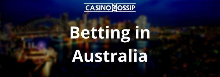 Betting in Australia