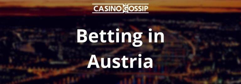 Betting in Austria
