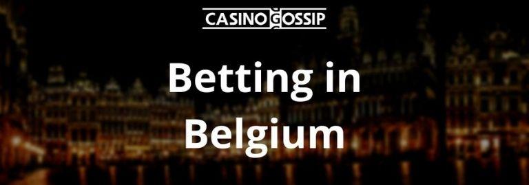 Betting in Belgium
