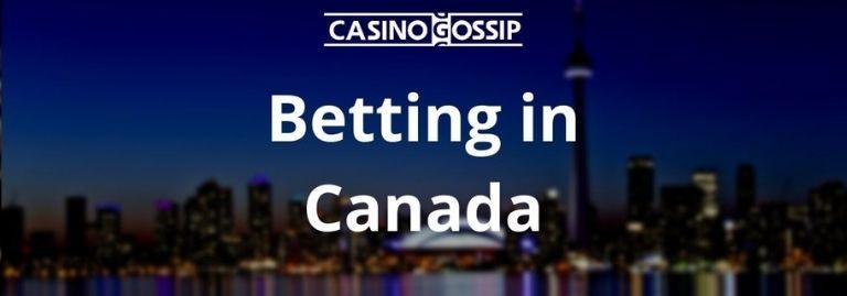 Betting in Canada