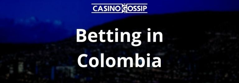 Betting in Colombia