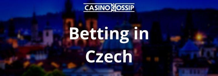 Betting in Czech