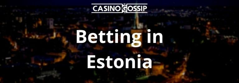 Betting in Estonia