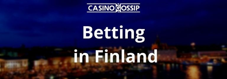 Betting in Finland