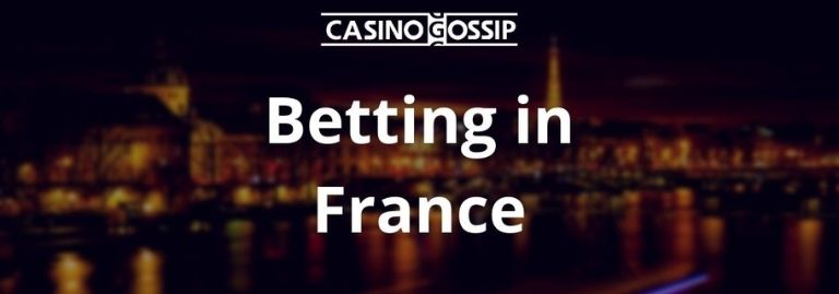 Betting in France
