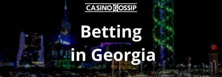 Betting in Georgia
