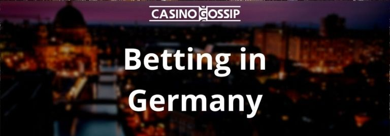 Betting in Germany