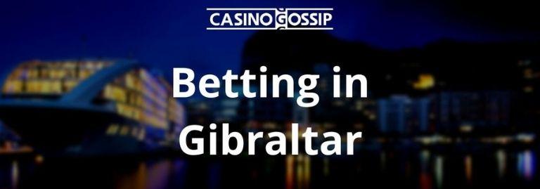 Betting in Gibraltar