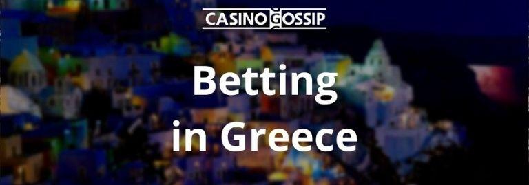Betting in Greece