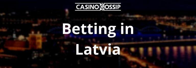 Betting in Latvia