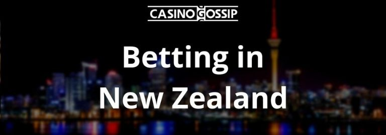 Betting in New Zealand