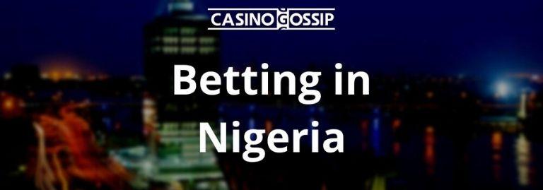 Betting in Nigeria