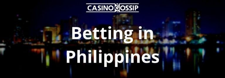 Betting in Philippines