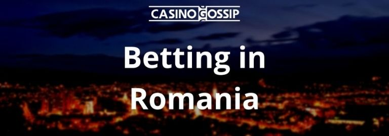 Betting in Romania