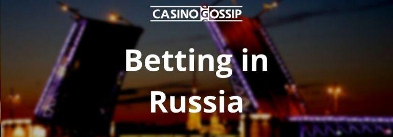 Betting in Russia