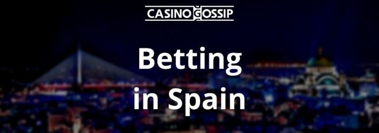 Betting in Spain