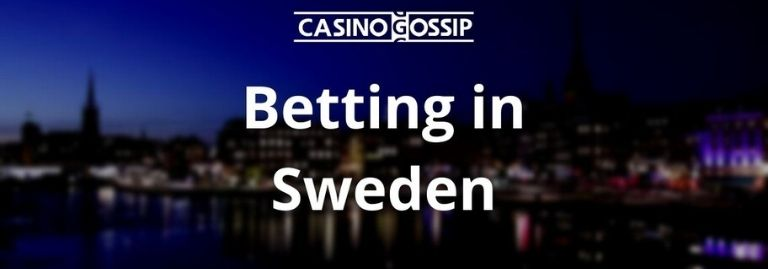 Betting in Sweden